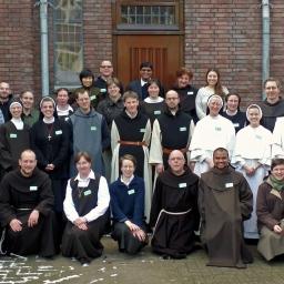 Jonge religieuzen bijeen in kader Jaar Godgewijd Leven