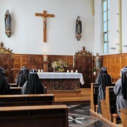 Birgittinessen Weert nemen deel aan gebedsketen