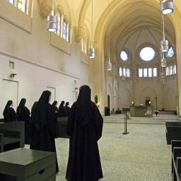 'Psalmen hardop' bij benedictinessen Oosterhout