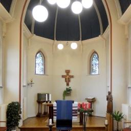 'Het vriendelijk gezicht van de kerk'